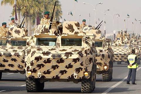 Катар объявил о готовности участвовать в наземной операции в Сирии
