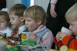Трудное детство, украинские садики
