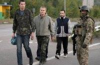 Из плена боевиков освобождены четыре солдата