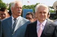 Литвин обещает учесть потребности флота в бюджете-2012