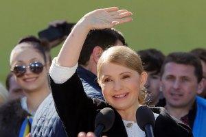 Украина вернет Крым, когда упадет режим Путина, - Тимошенко