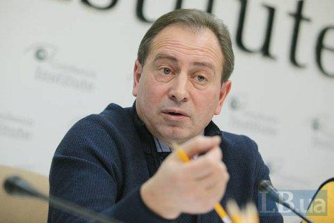 Томенко: Порошенко сохранил правительство Яценюка на третий срок