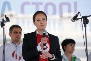 Королевская просит Обаму выдвинуть Тимошенко на Нобелевскую премию