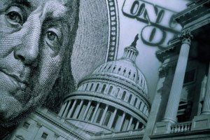 Курс американского доллара к гривне