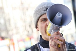 Милиция не пускает столичных активистов в Харьковскую область (ОБНОВЛЕНО)