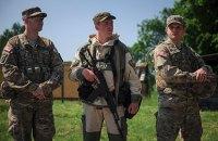 США с осени начнут тренировать военных регулярной армии Украины