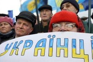 Украинцы продолжают стремительно вымирать