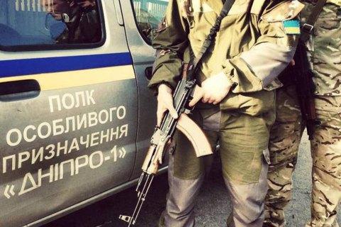 """Полк """"Днепр-1"""" вывели из Песков"""