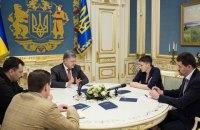 Порошенко запропонував Савченко з'їздити до європейських лідерів