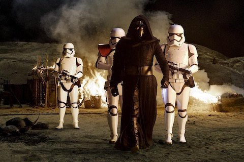 """""""Зоряні війни-7"""" зібрали понад $50 млн за місяць до прем'єри"""
