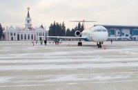 """СБУ: аеропорти на сході закривалися через """"Буки"""" у бойовиків"""