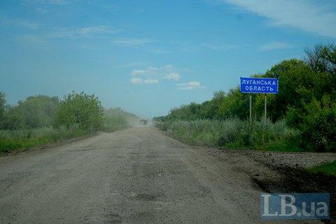 В Луганской области погиб военный, еще двое ранены, - ВГА