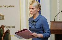 Тимошенко намерена провести референдум против приватизации земли