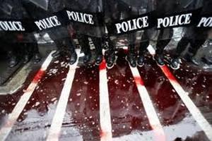 Таїландська опозиція заблокувала парламент