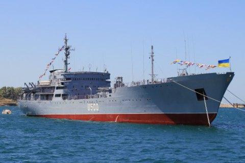 Порошенко: вгосударстве Украина 600 военных моряков живут накораблях