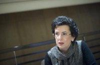 Бурджанадзе может стать персоной нон грата в Украине
