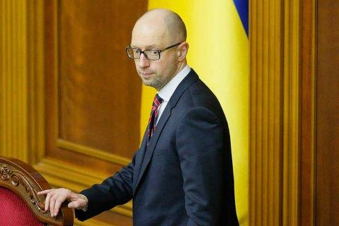 Игра президента: почему сохранилось правительство Яценюка