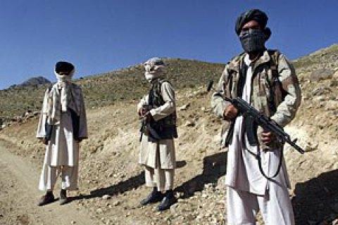 ВАфганистане разбомбили нескольких лидеров «Талибана»