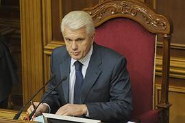 Литвин: в парламенте нет заявлений о создании депутатских групп