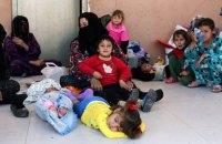 Из Мосула бежали 73 тысячи человек, - ООН