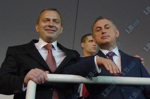 Андрея Клюева и Бориса Колесникова в команде Президента называют «старыми донецкими»