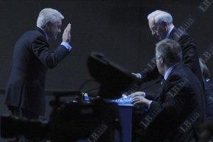 Литвин хочет за присоединение 5 мест в списке ПР