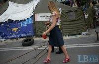 Власти готовят торжества на Майдане по случаю избрания Порошенко