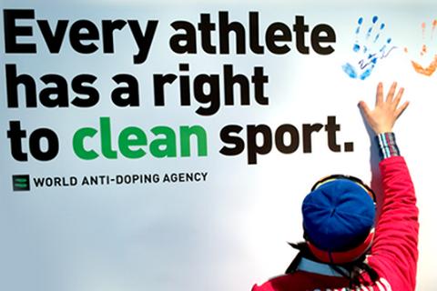 WADA хочет проверять российских спортсменов на допинг в Украине