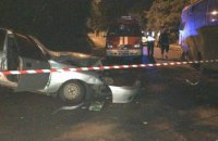 В Харькове два офицера полиции погибли в ДТП с участием маршрутки