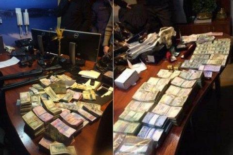 В Днепропетровске разоблачили сеть незаконных обменников