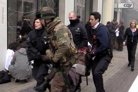 В Германии задержаны подозреваемые в причастности к терактам в Брюсселе