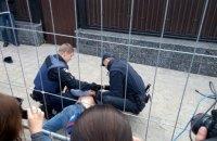 3 человека задержаны за препятствование голосованию на выборах в Госдуму РФ в Киеве