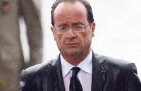 Новые санкции ЕС против РФ зависят от событий ближайших часов, - Олланд