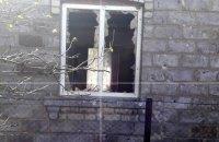 Опубликованы фото обстрела боевиками Красногоровки