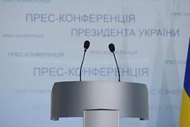 Янукович единственный проигнорировал казахскую прессу