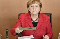 Меркель призвала Путина к немедленному перемирию в Алеппо