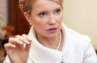 Тимошенко: Поддержкой Порошенко коалиция продемонстрировала желания к компромиссу