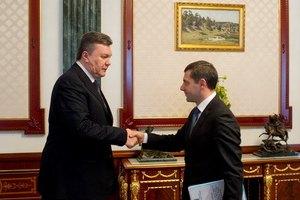 Президент поддержал пилотную программу развития детского футбола на Сумщине, - губернатор