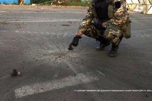 Россия снова обстреляла украинскую территорию