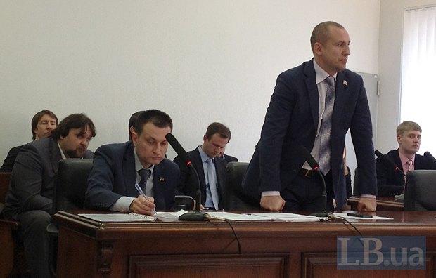 Прокурор Олег Пушкарь