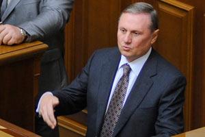 Ефремов отрицает инициативы ПР по изменению закона о выборах Рады