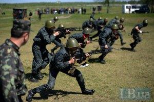 В Украине сформируют третий батальон Нацгвардии