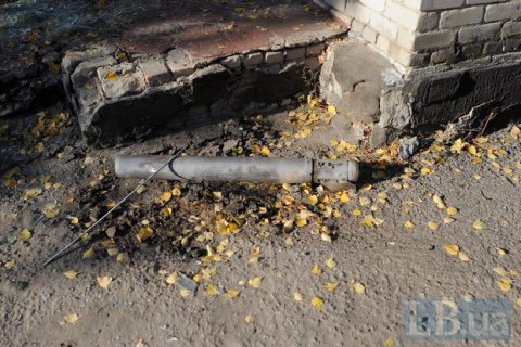 Аброськін: Бойовики обстріляли Новгородське з«Граду», осколками пошкоджено школу