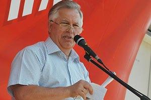 """Симоненко: """"Те, кто распускают слухи, что коммунисты голосовали за продажу земли, – лжецы"""""""