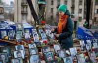 Киев отсудил земельный участок под музей Революции достоинства
