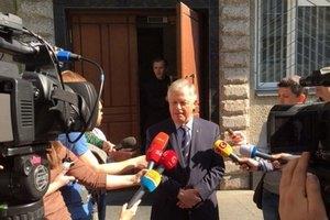 Симоненко прибыл на допрос в СБУ