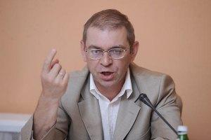 Пашинского допросят по делу о разгоне Евромайдана