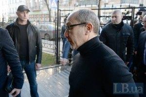 Милиция допросит Кернеса, как только он вернется в Харьков