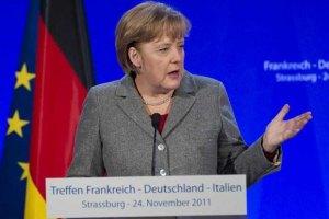 Меркель хоче виробити пост'ядерну енергетичну стратегію