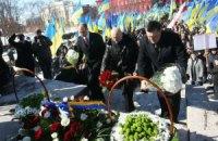 Завтра оппозиция почтит память Тараса Шевченко